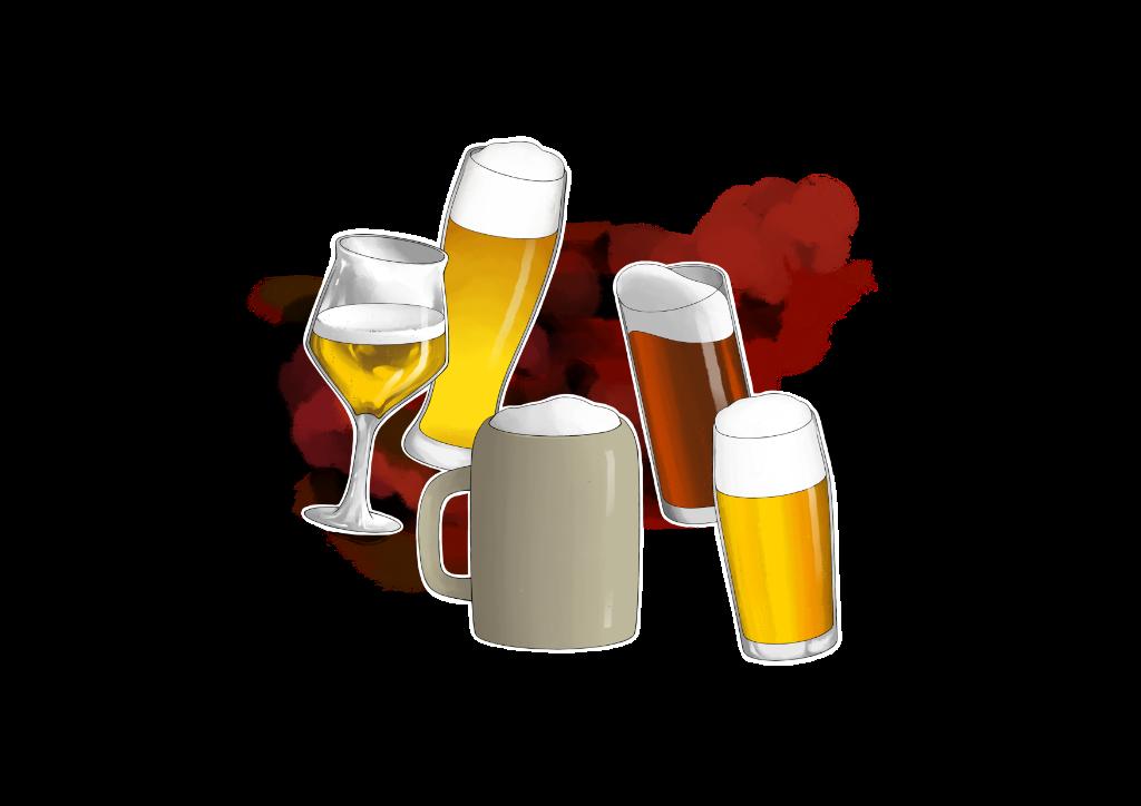 Das Bier und das Glas – eine komplizierte Beziehung
