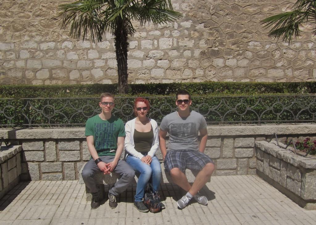 Abenteuer Spanien: Duale Studenten bei Garcia Carrion Daimiel, Teil 1