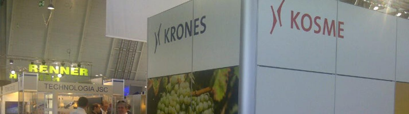 Perfect Partners: Kosme and Krones