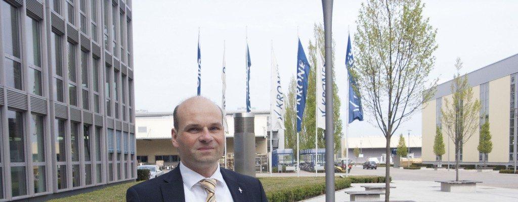 People at Krones – Holger Beckmann