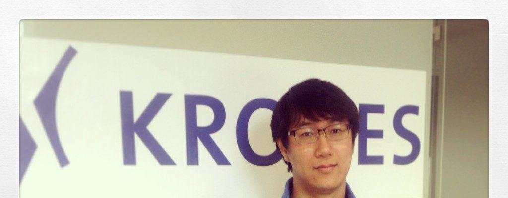 People at Krones – Kyung-Hyun Yoo