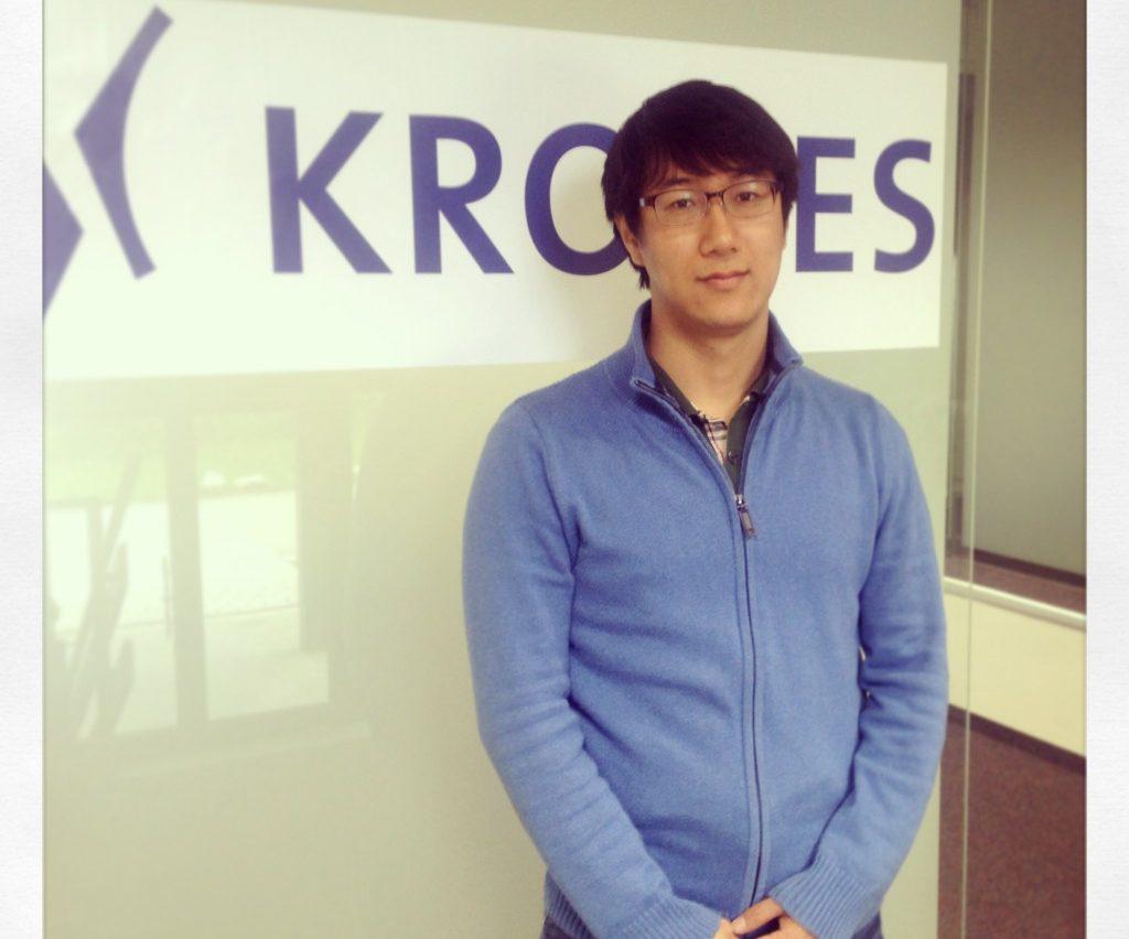 Menschen bei Krones – Kyung-Hyun Yoo