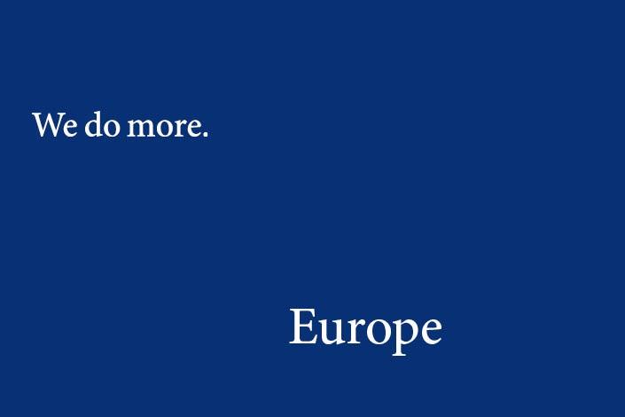 Die Krones Vertriebsregionen freuen sich auf die drinktec 2013: EUROPA