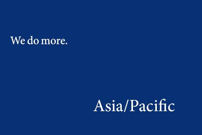 Die Krones Vertriebsregionen freuen sich auf die drinktec 2013: ASIEN-PAZIFIK