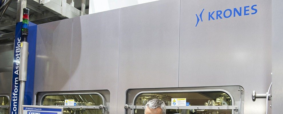 Contiform AseptBloc: ground-breaking advance in aseptic beverage filling