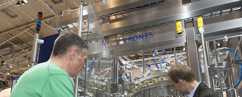 Krones Viscofill – the new product family for food filling applications