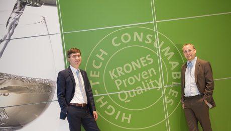 KIC Krones erweitert Produktpalette – One-Stop-Shop für Betriebsmittel