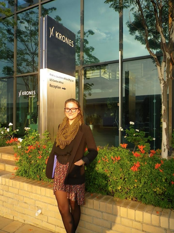 Business management, building sites and boerewors – six months as an intern in South Africa