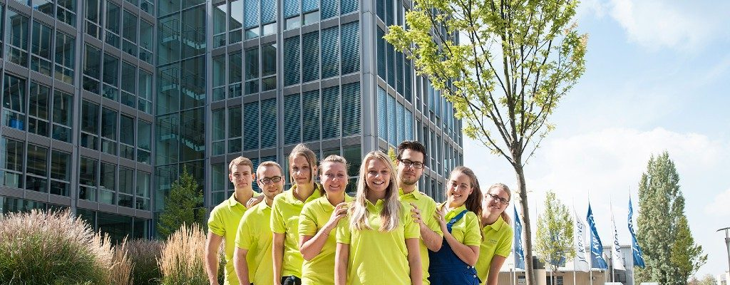 Trainee at fair: Mission to the BrauBeviale 2014 or 4 x 2 = anticip8ory trainees