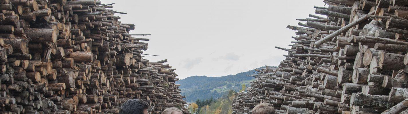 Trainee at fair: Eine grüne Bierstadt unter Strom – Murau Teil II