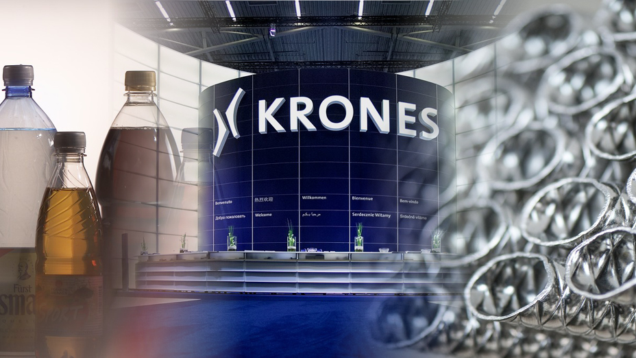 More than just ballpoint pens: the Krones Experts' Lounge