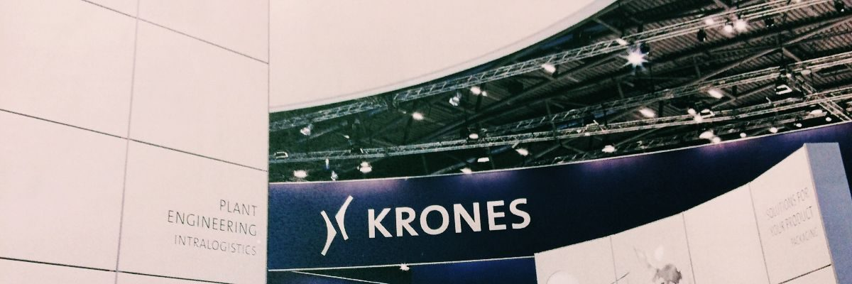 Krones' trade fair programme this year