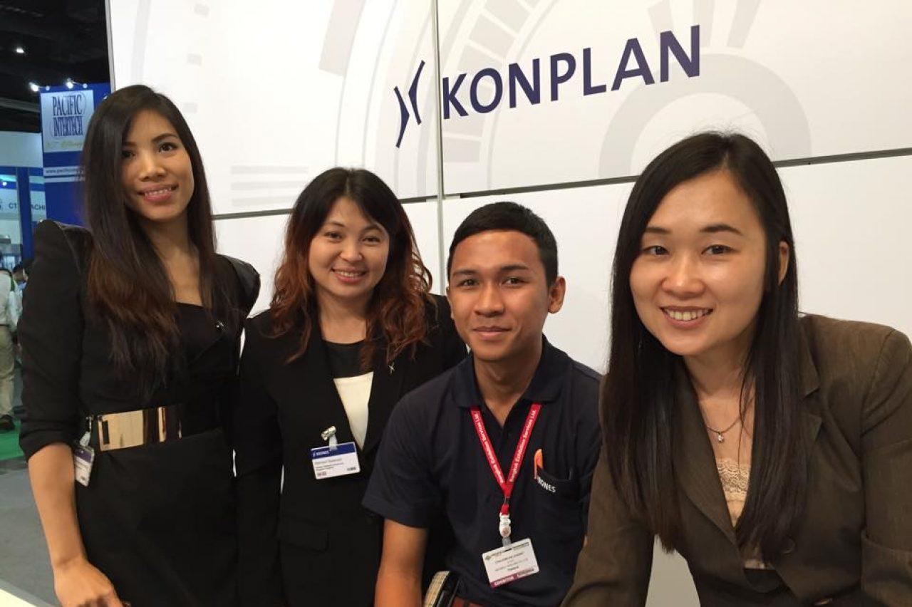 Eindrücke aus Bangkok. Unser Besuch der ProPak Asia