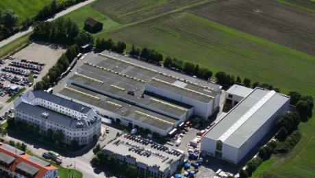 Tradition trifft Technologie: Der Standort Freising