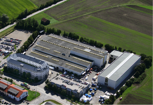 Tradition meets technology: the facility in Freising