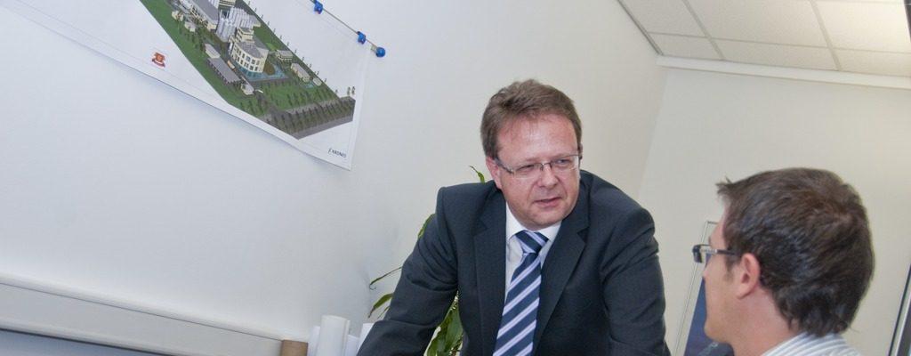 Der bayerische Vizepräsident
