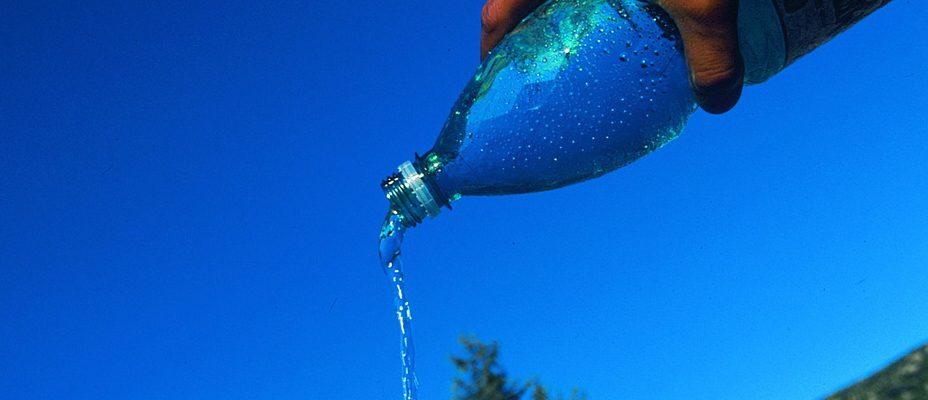 Die Zukunft abgefüllten Wassers