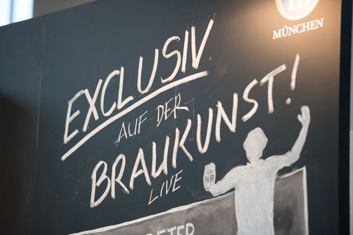 Creative diversity and a healthy mix: the Braukunst Live!