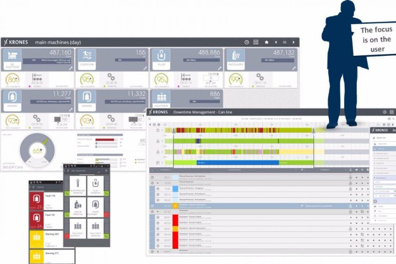 SitePilot Line Diagnostics – aktiv informieren, intuitiv bedienen