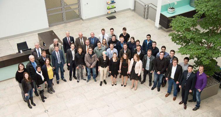 Azubi Abschlussfeier: Der Grundstein für ein erfolgreiches Berufsleben