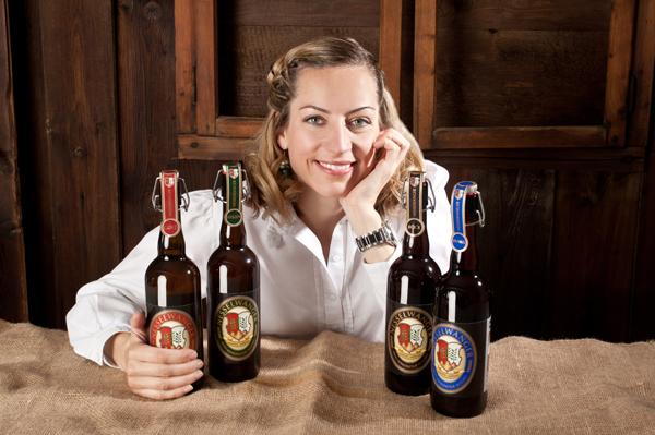 Ein Bier wie eine Bergwiese