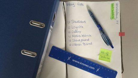Werkstudentin mit Organisationsgeschick: Meine Aufgaben im Team Global Communications