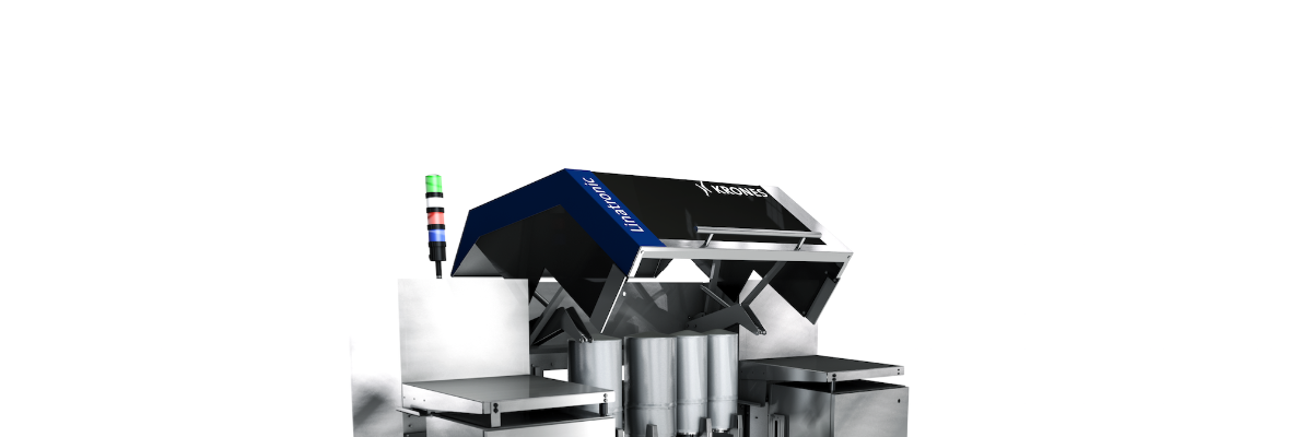 Innovations for the Linatronic: three inspection modules in a single unit