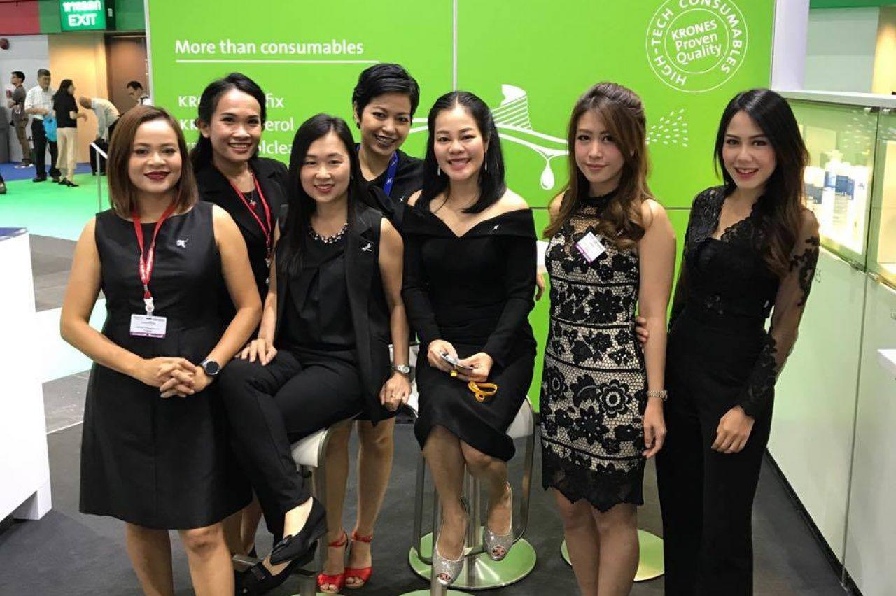 ProPak Asia 2017: Impressionen