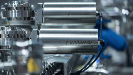 Evoguard: How can a mechanical valve be digitalised?