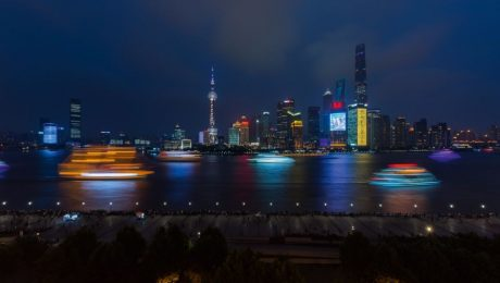 Next stop: Shanghai