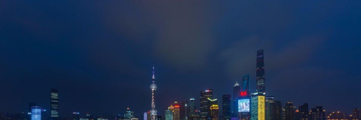Nächster Stopp: Shanghai