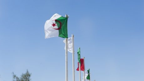 Algiers is calling!