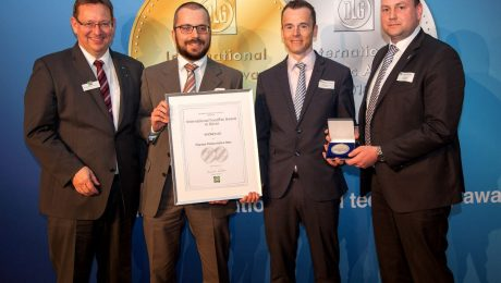 Express Pasteurisation wins FoodTec Award