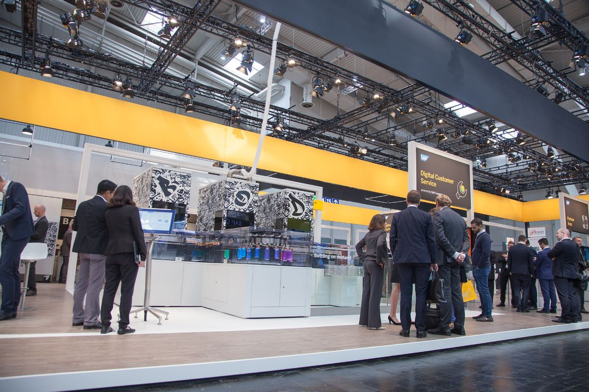 Hannover Industrial Fair: a week of partnerships