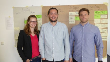 Bioinspirierte Produktentwicklung durch agiles Projektmanagement