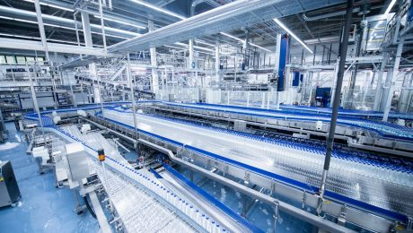 Container conveyors – the silent stars of the bottling lines