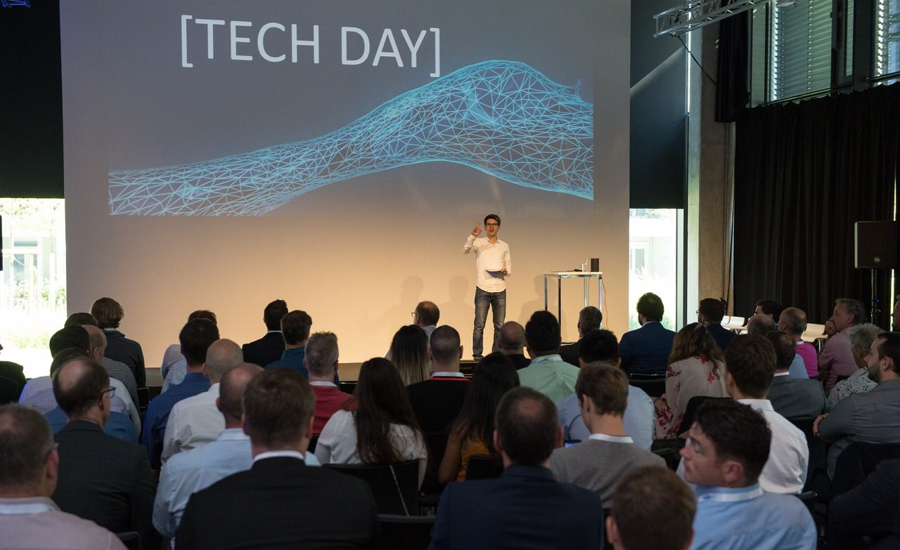 Syskron [TECH DAY]: lift-off for a Tech Community