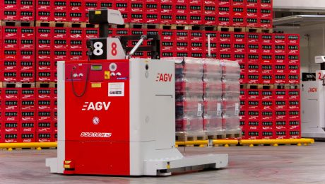 Integration, Digitalisation – AGV'sation