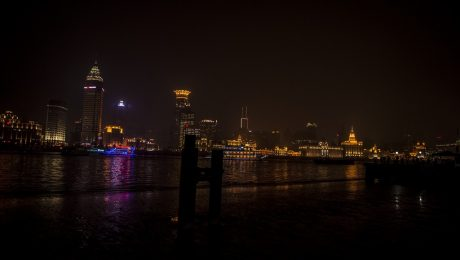 Have you ever been to Shanghai?