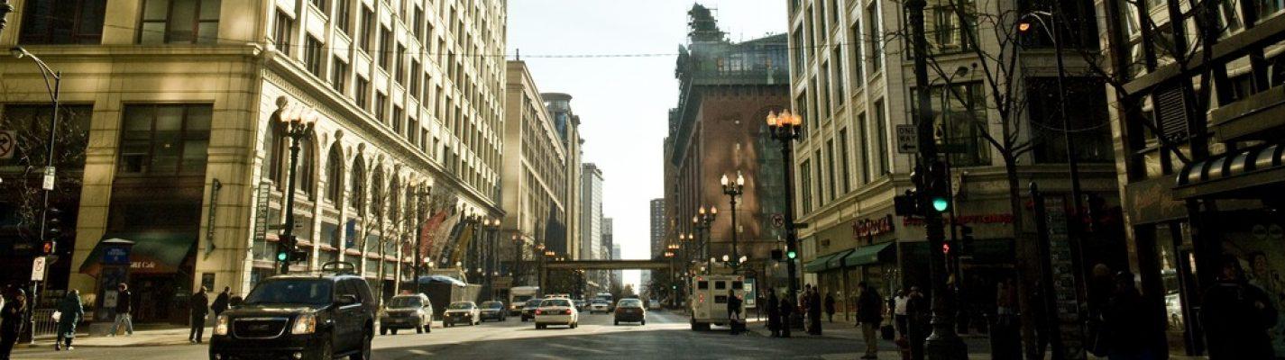 Nächster Halt: Chicago