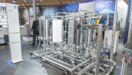 UniPure: Die flexible Filtrationslösung für Weine