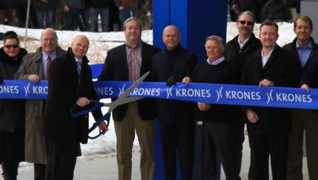 Krones Inc. Training & Technology Center Ribbon Cutting – February 2019