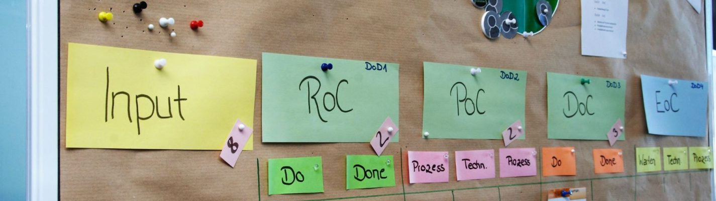 Kanban in IT? Really and truly?