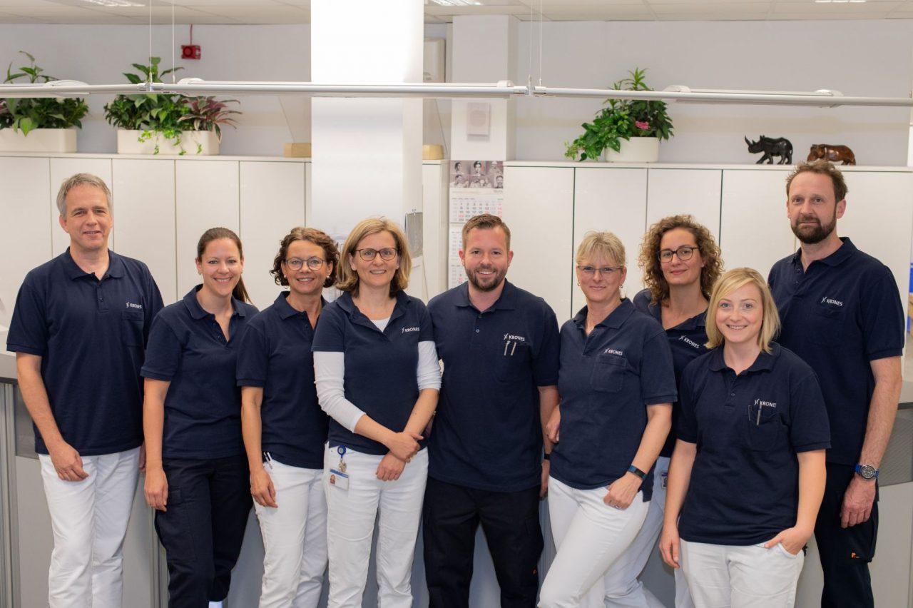 Krones' Anatomy: Die Betriebsärzte