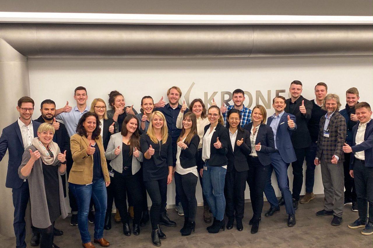 Project seminar: Krones
