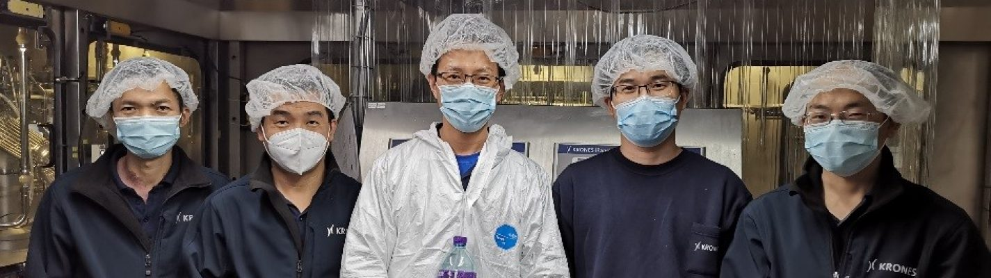 Living with the coronavirus at Krones Part 6: Update from China